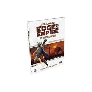 Star Wars Edge Of The Empire Rpg Juego Sin Desintegraciones