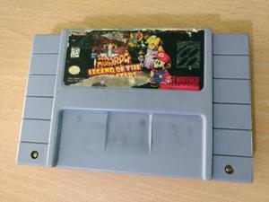 Super Mario Rpg Super Nintendo Snes Videojuego Envio Gratis