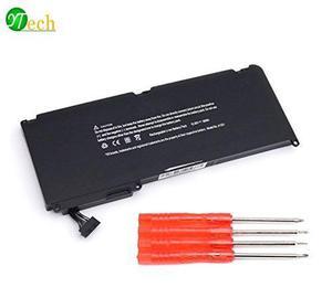 Ytech 10.95v 60wh Baterías Para Apple Macbook Unibody 13 A1