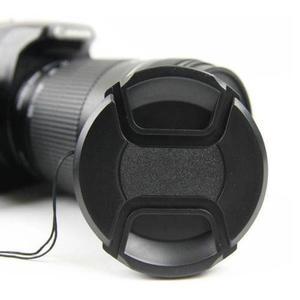 52mm Snap-on Tapa Frontal Para Nikon Cámara Réflex