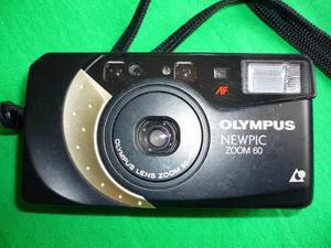 Antigua Camara Olympus Newpic Zoom 60 Retro Vintage