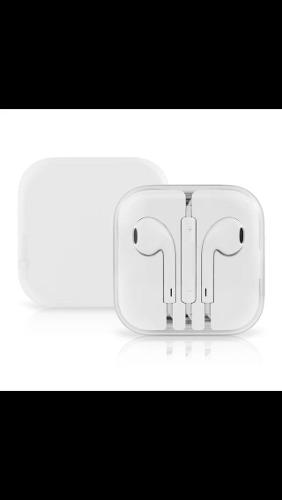 Audífonos Apple 100% Originales Iphone Ipod Ipad