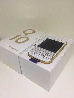Blackberry Q10 Special Edition Nuevas En Caja Original