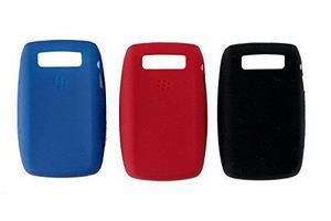 Blackberry Skins Para 9700 Bold 2 - Negro, Rojo Y Azul