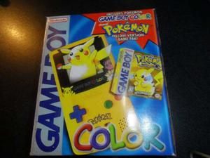 Caja Custom Para Gameboy Color Edicion Pokemon! Hgmx
