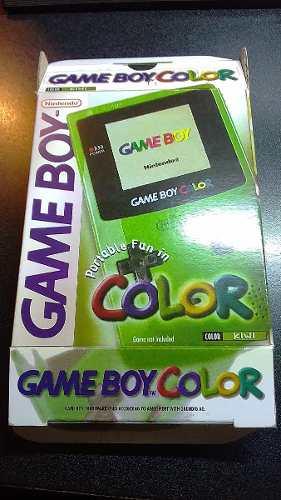 Caja Para Gameboy Color Varios Colores!