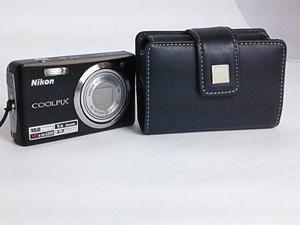 Camara Nikon Coolpix S560 10.0 Mx 2.7 Inch Lcd 5 X Zoom