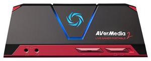 Capturadora De Video Avermedia Gc510 Live Gamer Portable 2