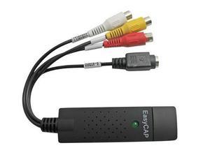 Capturadora De Video Easier Cap Con Adaptador De Audio