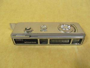 Cámara Espía Vintage De Micro Film Yashica Atoron