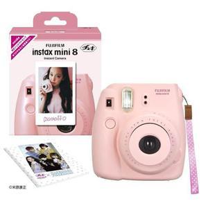 Cámara Fotográfica Instantánea Fuji Instax Mini 8 Color