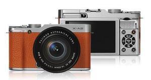 Cámara Sin Espejo De Fujifilm X-a10 Con 16-50mm Lente