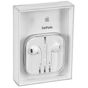Earpods 3.5mm Md827zm/b Originales Y Nuevos En Caja Apple!!
