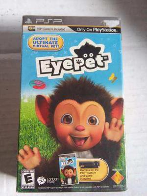 Eyetoy Psp Camara Nuevo Sellado Eyepet Playstation Cam