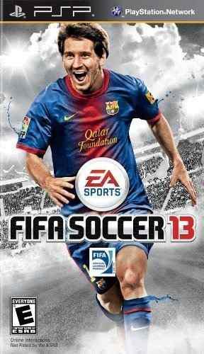 Fifa Soccer 13 - Sony Psp Por Electronic Arts