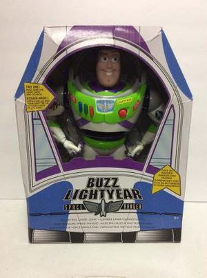 Figura De Toy Story Buzz Lightyear Con Sonidos Disney Store