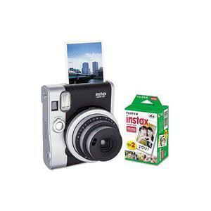 Fuj600016090 - Paquete De Cámara Fuji Instax Mini 90 Neo