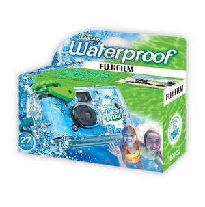Fujifilm Camara Desechable Acuatica Fuji Quick Snap Waterpro