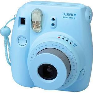 Fujifilm Camara Instantanea Instax Mini 8 Azul - (ml)