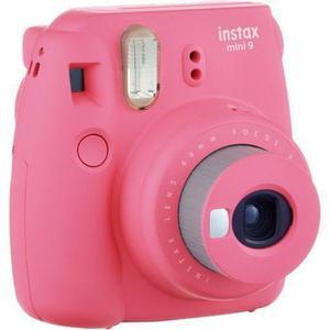 Fujifilm Camara Instantanea Instax Mini 9 Rosa Flamingo - (m
