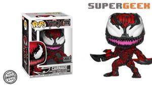 Funko Pop - Venom Carnage Marvel Fye (1)