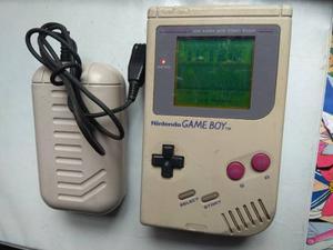 Game Boy Tabique Con Juego Tetris