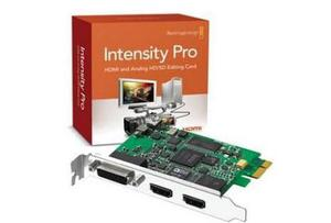 Intensity Pro 2 Blackmagic - Capturadora De Video