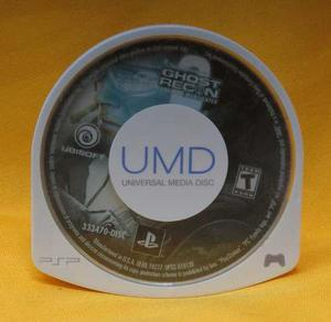 Juego Psp Tom Clancy's Ghost Recon Advanced Warfighter2 Ipp4