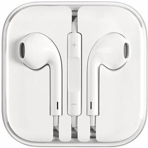 Lote De 10 Apple Earpods Con Jack De 3.5mm - Originales