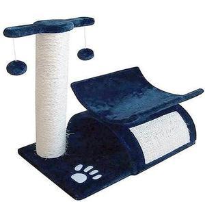 Mueble Para Gato Con Rascador 45 Cm Fl