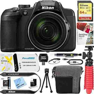 Nikon Coolpix B700 20.2 Mp 60x Optical Zoom Super Telephoto