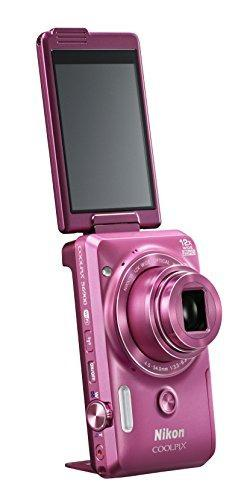 Nikon Coolpix S6900 16mp Digital Camera With 12x Zoom, Gloss
