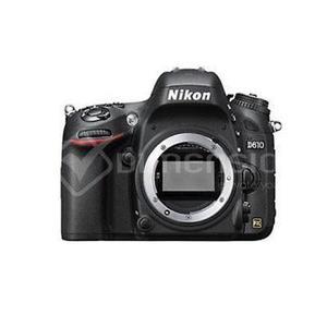 Nikon D610 Fx Completo Marco Digital Slr Cuerpo De La C-8895