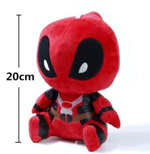 Nuevo Peluche Deadpool X Men Dead Pool Comic Marvel Avengers