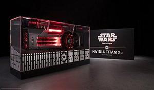 Nvidia Titan Xp Star Wars Imperio Galáctico Edición De Los