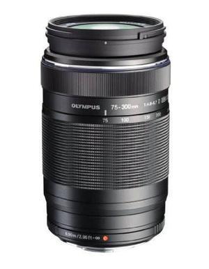 Olympus Msc Ed-m 75 A 300 Mm Ii F4.8-6.7 Zoom Con Lente - Ve