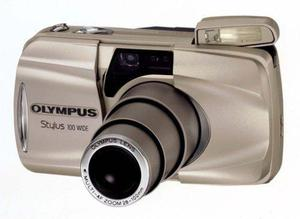 Olympus Stylus 100 35mm Qd Zoom Camera Kit