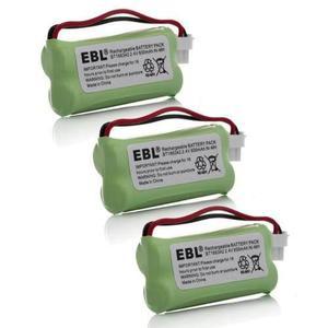 Pack De 3 Baterías V-tech Bt-166342, 266342, Envío