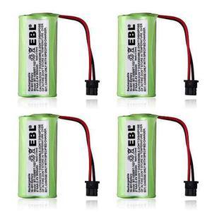 Pack De 4 Baterías Uniden Bt-1021 Bt-1008, Envío Gratis !!