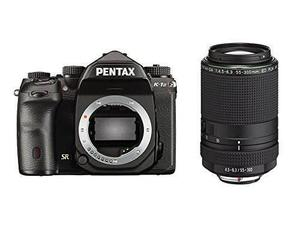 Pentax K-1 Mark Ii With Lens Kit (with 55-300mm Lens)