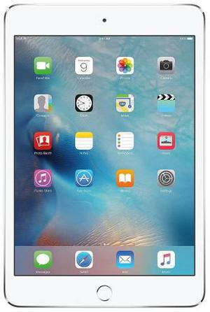 Tablet Apple Ipad Mini 4 Mk9p2ll/a 128gb Wifi Cel -plata