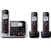 Telefono Inalambrico Panasonic Doble Teclado Y Bluetooh