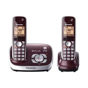 Telefonos Inalambricos Panasonic Kx-tg6572 Dect 6.0 Con Id