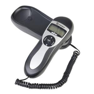 Teléfono De Góndola, Negro | Tel-008n