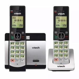 Teléfono Inalambrico Vtech Doble Csr5119-2 Con Id De