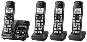 Teléfonos Inalámbricos Panasonic 4 Auri Bluetooth