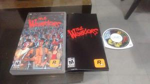 The Warriors Completo Para Sony Psp,excelente Titulo