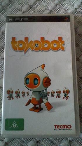 Tokobot Sony Psp Juego Completo Umd Playstation Portable