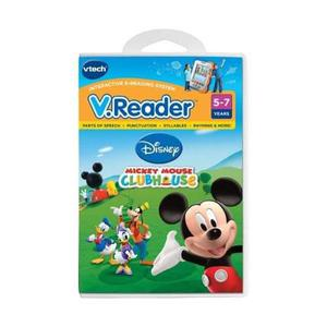 Vtech - Software V.reader - Casa De Mickey Mouse