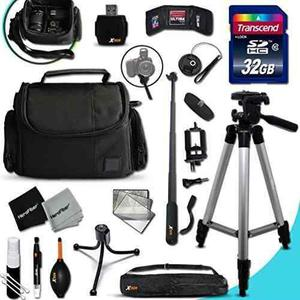 Xtech Nikon Coolpix Accessories Kit For Nikon Coolpix P900,
